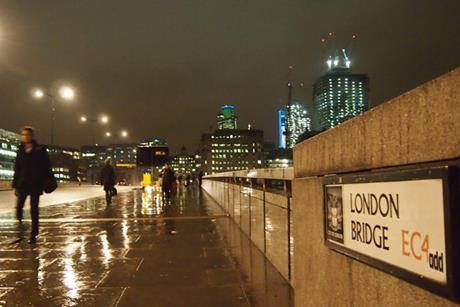 I stock london bridge