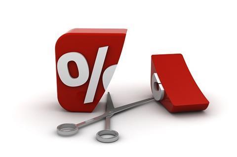 Discount rate cut