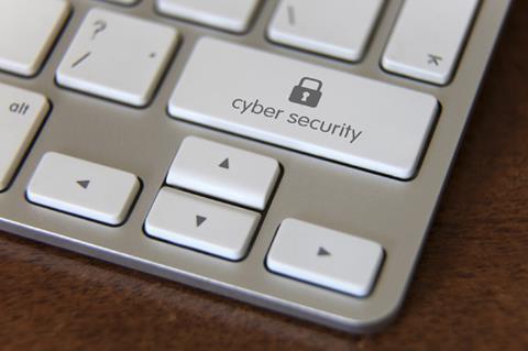 Cyber keyboard