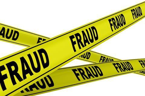 Fraud tape