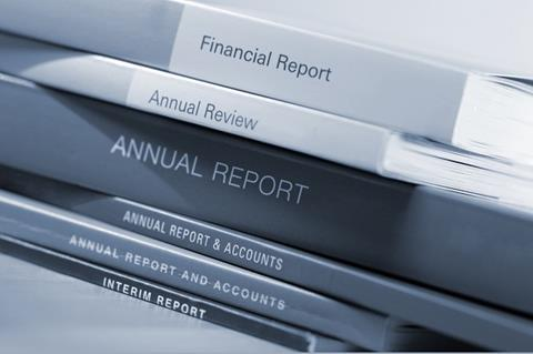 Insurance accounting