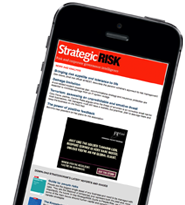 Sign up to Strategic Risk newsletters