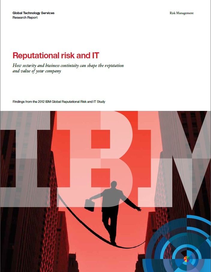 IBM Reputational Risk and IT whitepaper