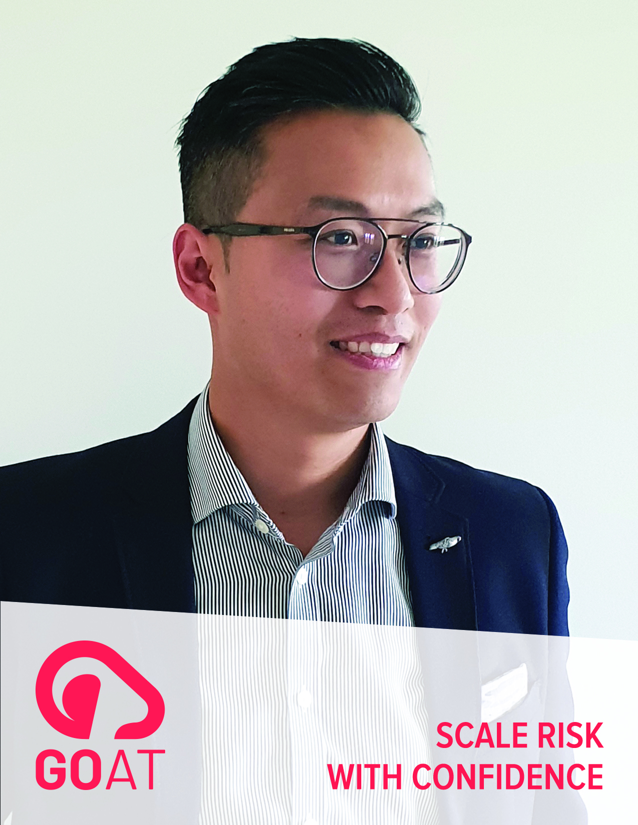 Danny Wong, erm practitioner and risk industry thought leader, GOAT